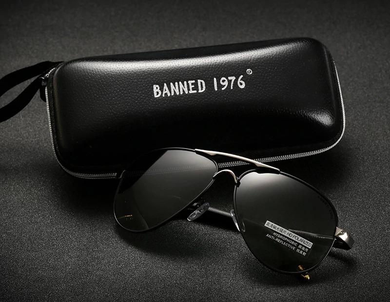 BANNED 1976 Damen Sonnenbrille 1957