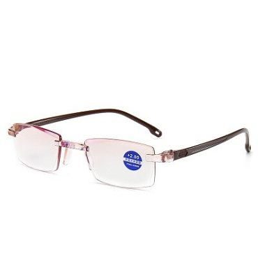 Blue light reading glasses