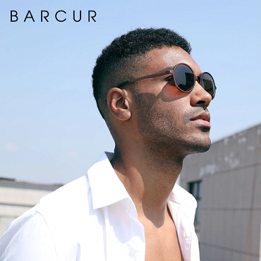 Barcur Luxury Round Sunglasses (3 colors)