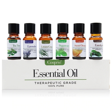 Essential Oils Set -Therapeutic Grade 100% pure