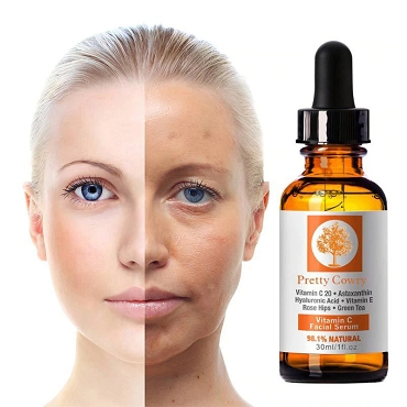 Pretty Cowry Vitamin C Facial Serum