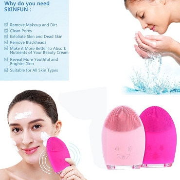 Face Cleaner Massage brush