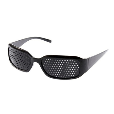 Vision Correction Pin Hole Glasses